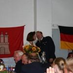 ....und natürlich an die Frau an seiner Seite  © C.Buschmann