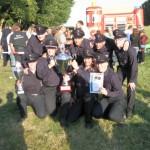 Schlauchbootwettkampfsieger 2013 FF Neuengamme