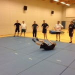 Judo-Fallschule