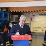 Rede des Oberbranddirektors Klaus Maurers
