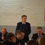Wehrführer Bernd Rieck erinnert an viel Engagement