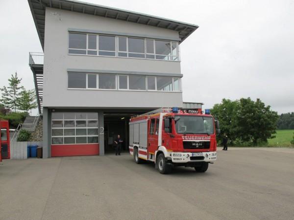 Gerätehaus Mühlingen / Landkreis Konstanz
