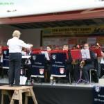 Pauseneinlage des Musikzuges der FF Neuengamme