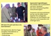 Woche der Partnerschaft - Hamburg und Dar es Salaam