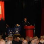 Begrüßung durch Landesbereichsführer Andre Wronski (c)sn