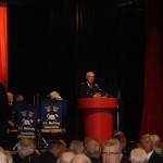 Begrüßung Amtsleiter Klaus Maurer (c)sn