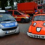 Polizei Smart und Löschi