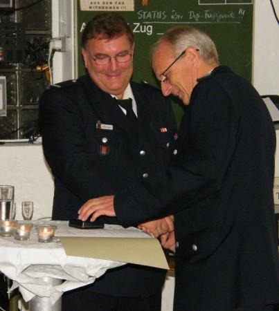 Übergabe der Verdienstmedaille der 1. Stufe in Gold der Freien und Hansestadt Hamburg. (c) FFO MT
