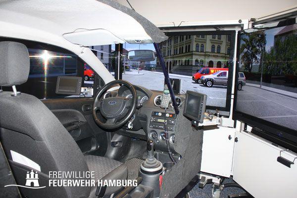 Der neue Fahrsimulator