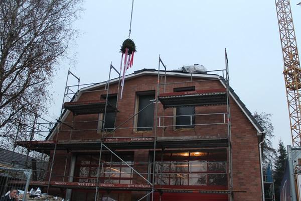 Neubau der FF Oldenfelde- Siedlung - sn