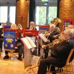 Musikalische Untermalung durch die Kapelle der FF Fischbek (c) AG MuK