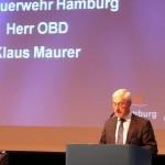 OBD Mauer bei seinen Ausführungen, u.a. zum Schutzziel AGBF (c) AG MuK