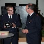 Glückwünsche von Bereichsführer Vierlande Karsten Dabelstein