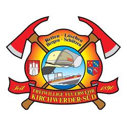 Wappen FF-Kirchwerder-Süd