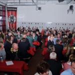 Fast 300 Gäste folgten der Einladung zur feierlichen Einweihung. © G. Pacyna