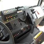 Fahrerraum/Fahrzeugführer
