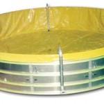 Behälter für Ölschlämme / Zwischenspeicher bis zur Entsorgung