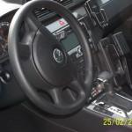 Interieur m. FuG 9-Teledux m. FMS, Handy-Freisprecheinrichtung, Automatikgetriebe und Radio/Navigation