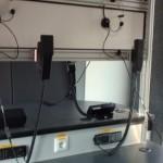 Fernmelderaum, Ausstattung mit analogen und digitalen Sprechfunkgeräten