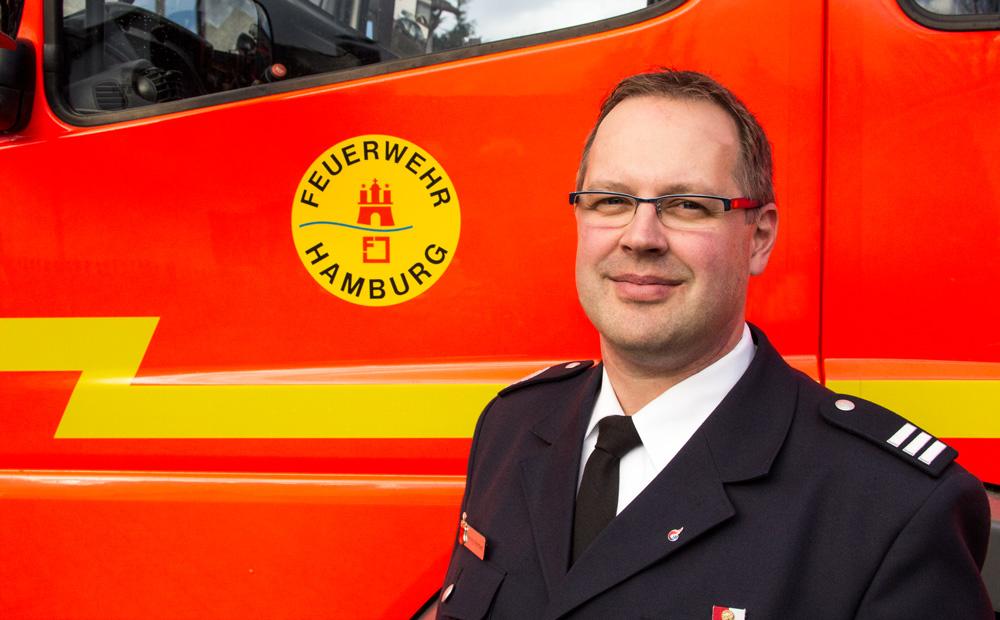 Bereichsführer Walddörfer Henning Heidmann (c) J. Goerling
