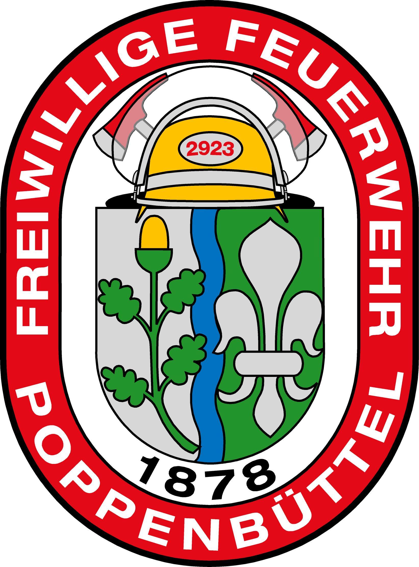 Wappen FF-Poppenbüttel