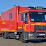 Gerätewagen Fernmeldeausstattung mit FwA - Führung und Lage (c) Chr. Timmann
