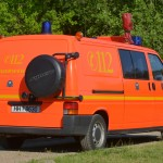 Erkundungsfahrzeug für den Spür- und Messeinsatz (c) CT