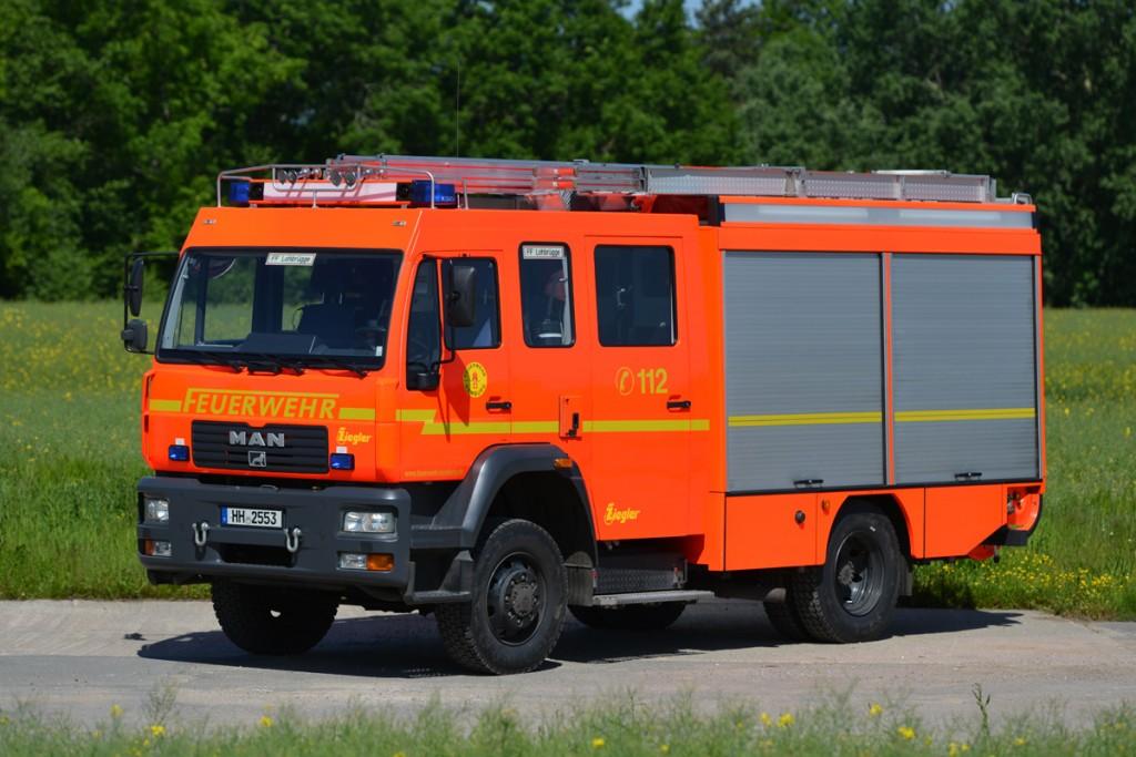 Löschfahrzeug LF 16/12 (MAN / Ziegler (Baureihe 2003)) (c) CT