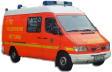 Rettungstransportwagen (RTW)