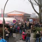 Rund 1.000 Besucher besuchten das Schredderfest
