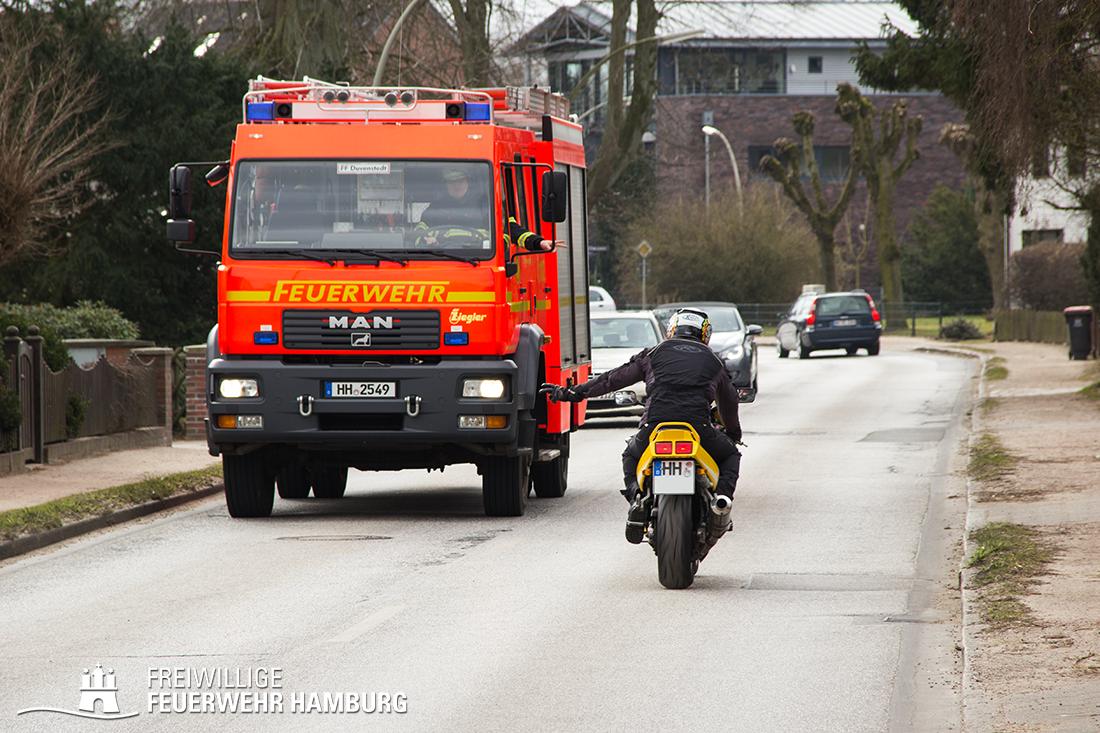 Fahrsicherheitstraining Motorrad Hamburg
