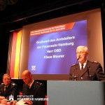 Rede des Oberbranddirektors Klaus Maurer