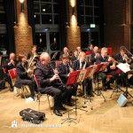 Musikalische Begleitung durch den Musikzug der FF Neuengamme
