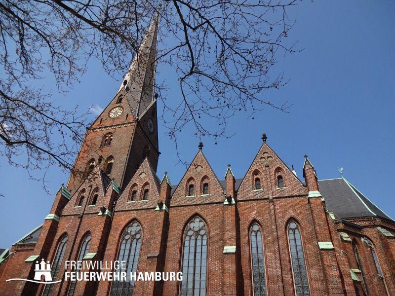 Hamburgs Hauptkirche St. Petri