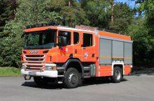 Hilfeleistungslöschfahrzeug (HLF)