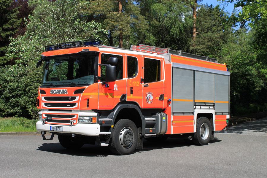 Hilfeleistungslöschfahrzeuge (HLF)