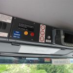Das Fahrzeug verfügt über einen Bordcomputer von dem aus z.B. die Beleuchtung gesteuert werden kann.