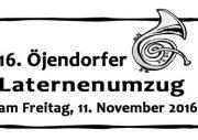 16. Öjendorfer Laternenumzug am 11.11.2016