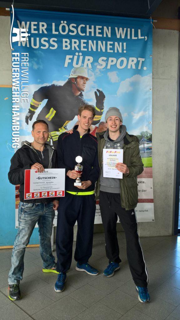 Zweitplatzierter FF Nienstedten (C) HFUK- Nord (Jens- Oliver Mohr)