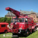 Kranwagen aus Italien (© Fro)