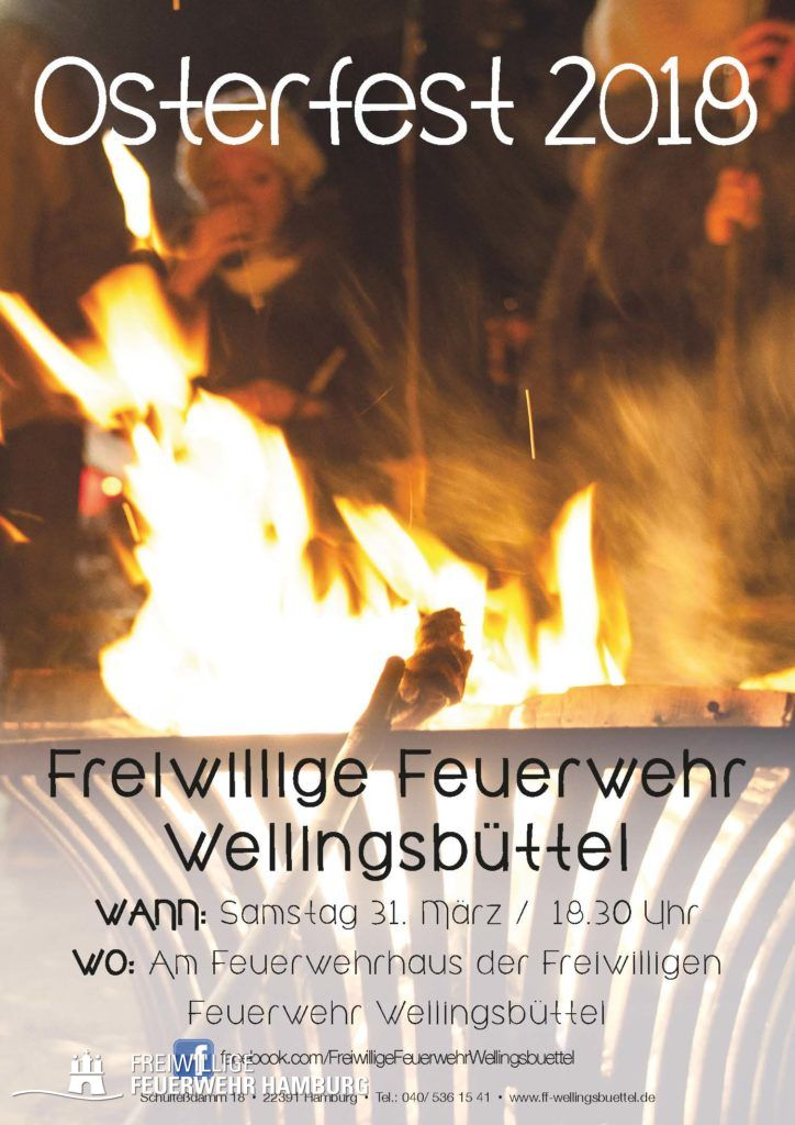 Plakat_Osterfeuer_2018 - Freiwillige Feuerwehr Hamburg