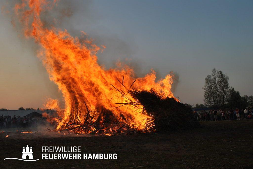 Die Freiw. Feuerwehr Billstedt-Horn veranstaltet ihr