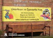 Öjendorfer Osterfeuer