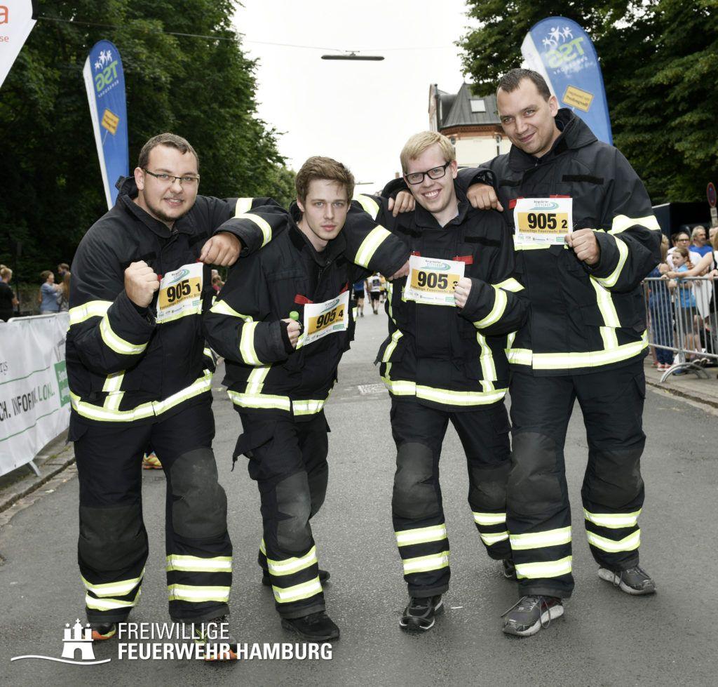 HAMBURG , 10.06.2018 ,  BERGEDORFER CITYLAUF 2018  COPYRIGHT: RONALD SAWATZKI FOTOJOURNALIST