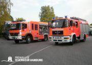 FF Schnelsen und FF Bönnigstedt (© Fro)