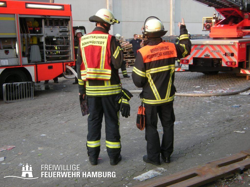 Einsatzleitung (© Fro)