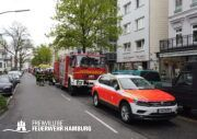 Gerätekraftwagen der FF Eppendorf + Führungsfahrzeug