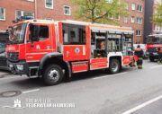 Die neuen HLF20 der FF Groß-Flottbek und FF Osdorf